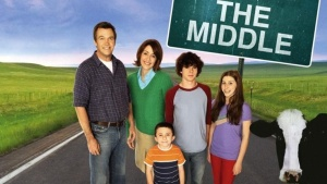 The Middle is like The Nanny: Our go-to comedy show, no matter the mood we're in. We've been watching the first season all the way through, and it's scary how much it resembles real life.