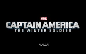 Getting jazzed for Captain America: The Winter Soldier!