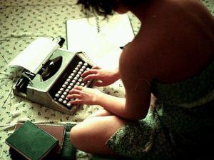 Writer header