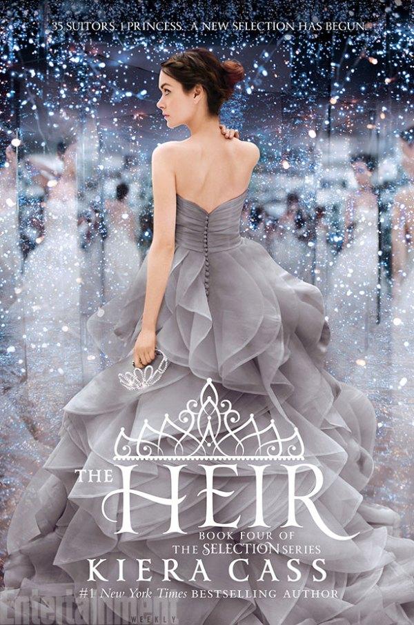 the heir by kiera cass book