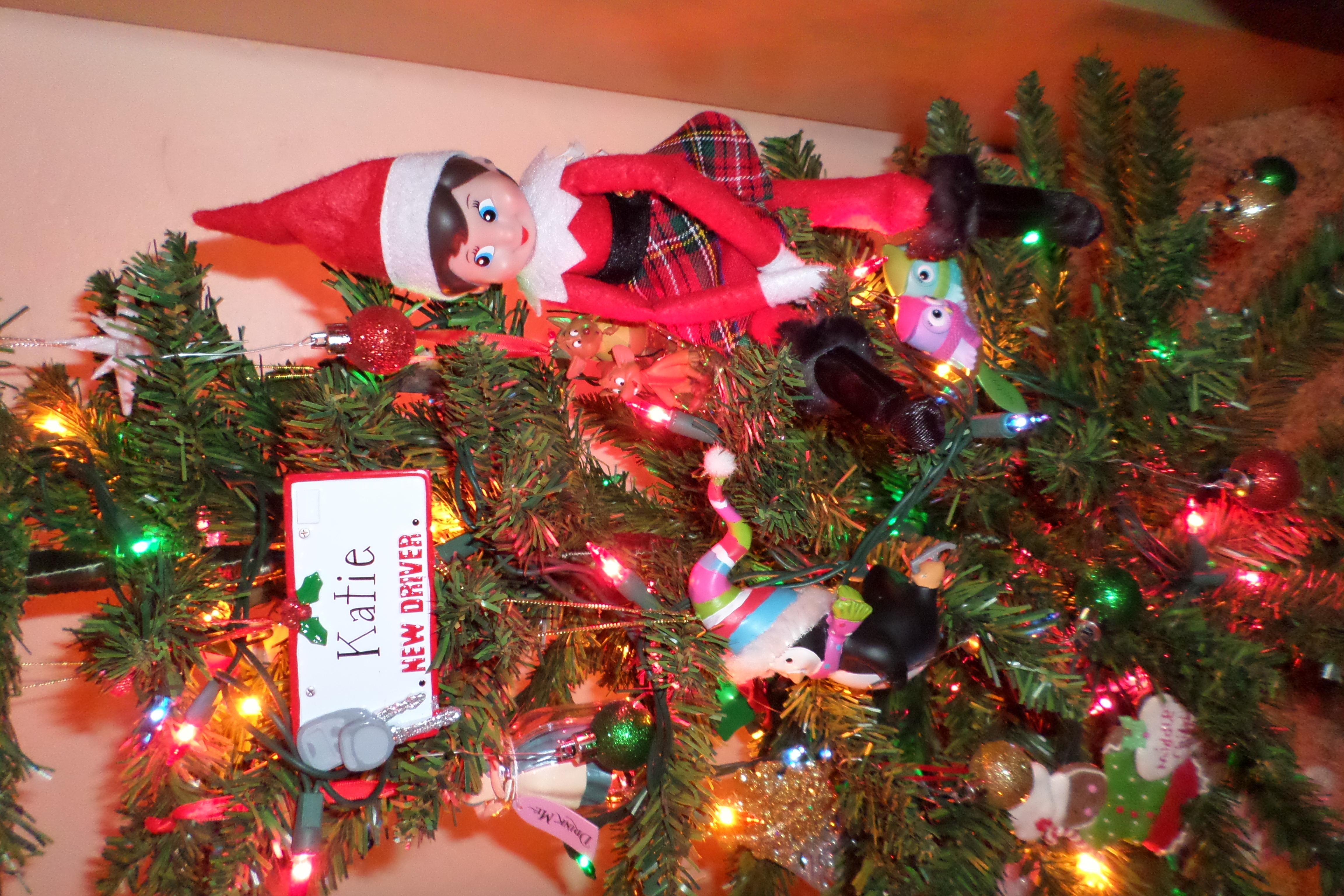 Elf On The Shelf Ashley Townsend