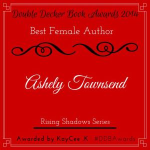 Best Female Author 2014