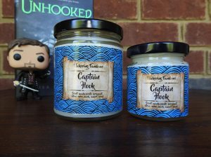 captain hook candle